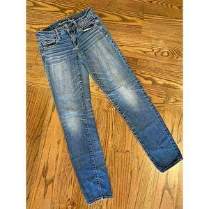 American Eagle Jeans Super Skinny Stretch